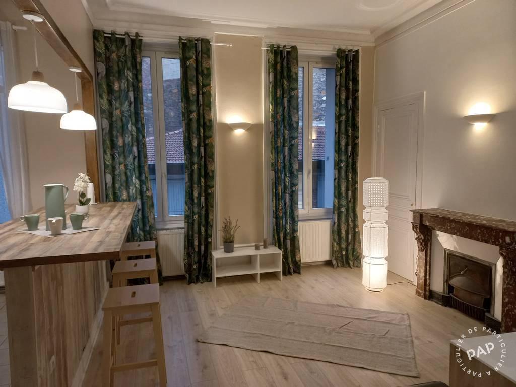 Vente Appartement Saint-Étienne (42000) 80m² 135.000€