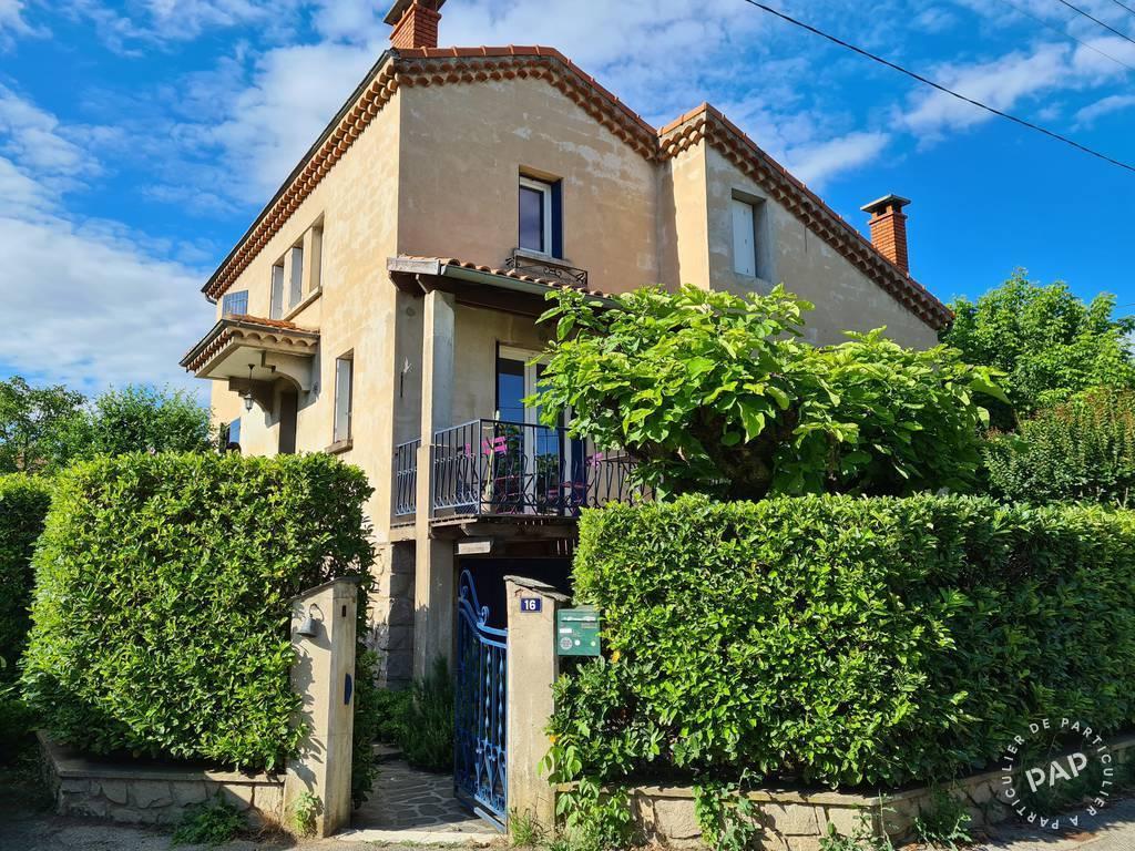 Vente Maison Tournon-Sur-Rhône (07300) 170m² 370.000€