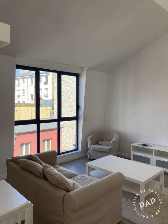 Location Appartement Nogent-Sur-Marne (94130) 45m² 1.000€