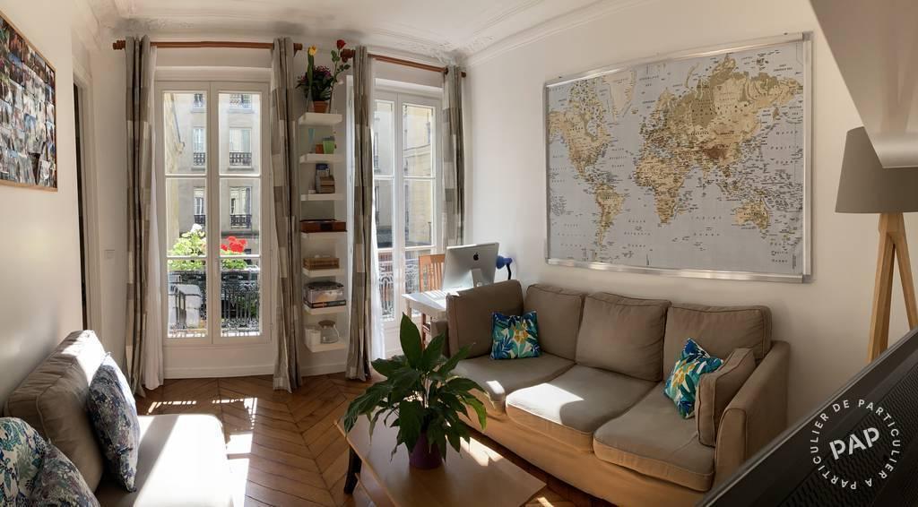Vente Appartement Paris 9E (75009) 48m² 619.000€