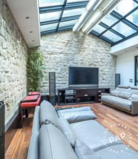Vente et location Bureaux, local professionnel Paris 17E 107m² 4.900€