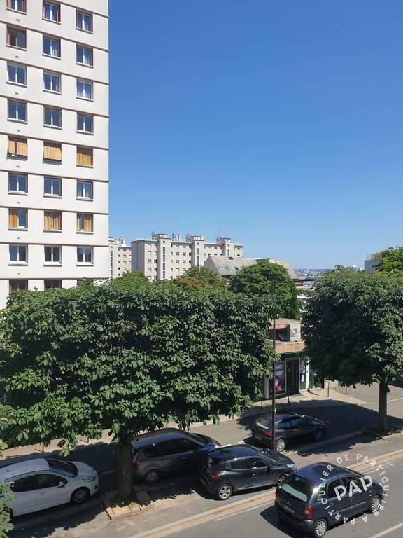 Location Appartement Ivry-Sur-Seine (94200) 40m² 845€