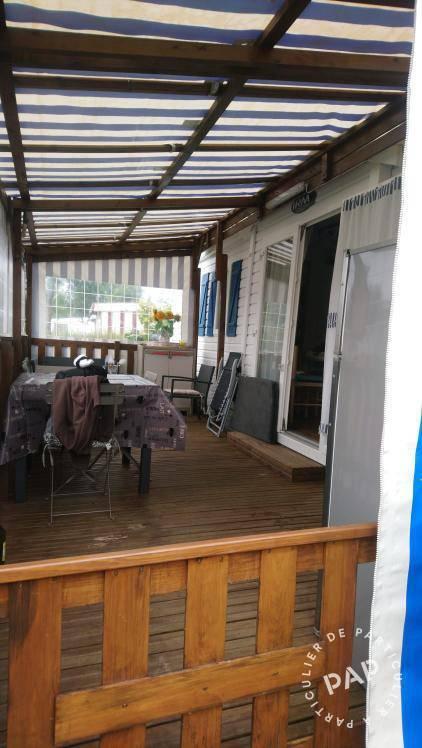 Vente Chalet, mobil-home La Forêt-Fouesnant (29940)