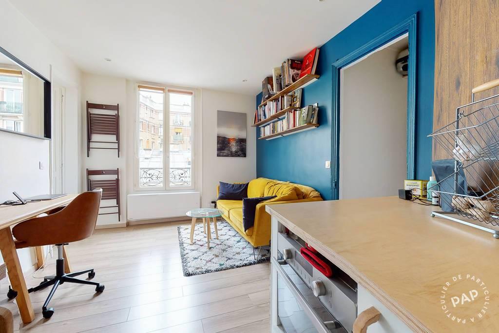 Vente immobilier 298.000€ Paris 19E (75019)