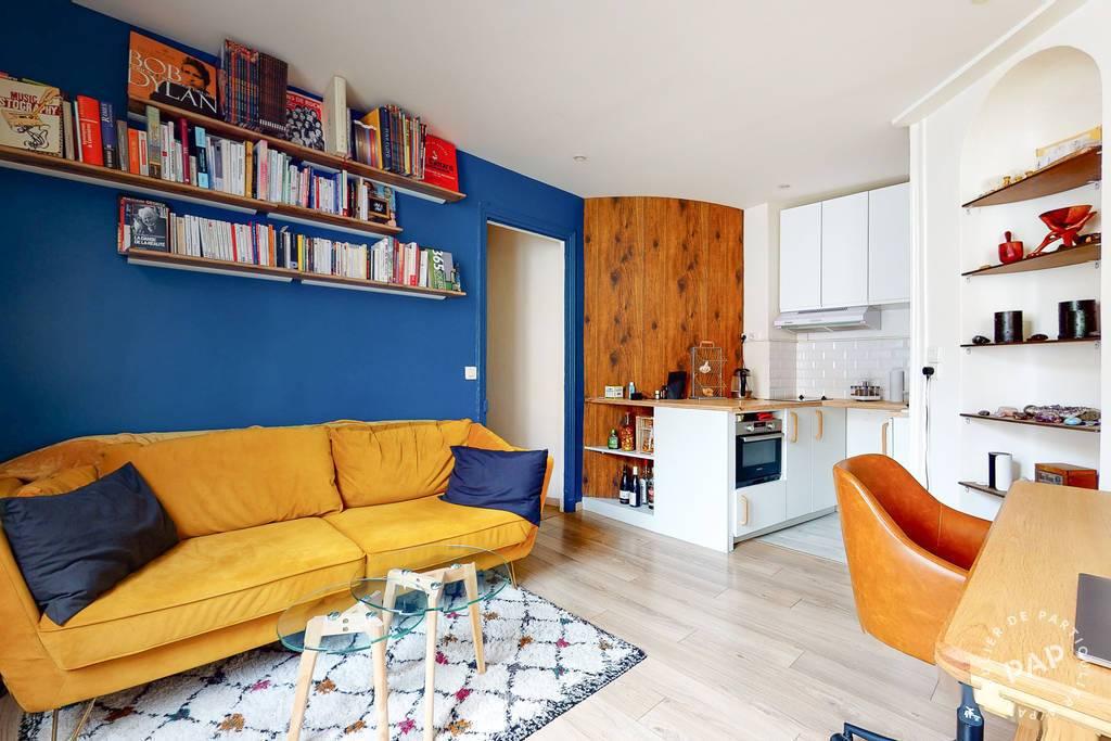 Appartement Paris 19E (75019) 298.000€