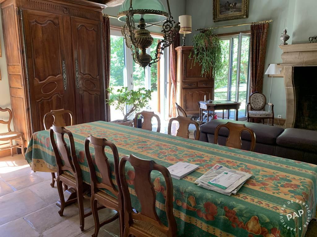 Maison Saint-Bonnet-Tronçais (03360) 580.000€