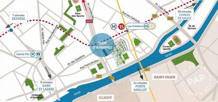 Vente et location Bureaux, local professionnel 545m²