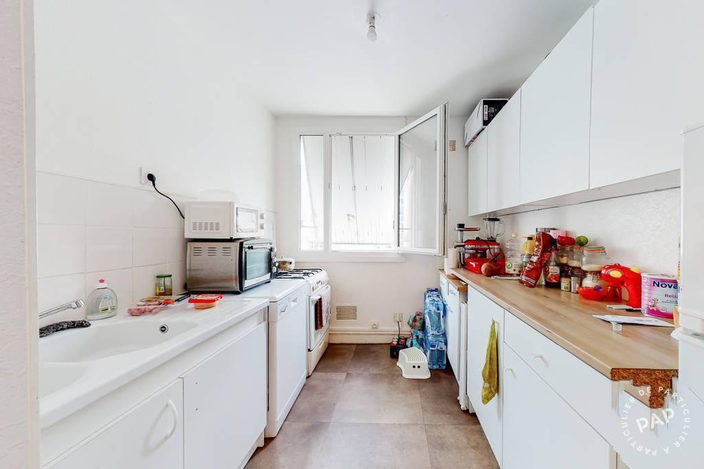 Appartement 115.000€ 76m² Joué-Lès-Tours (37300)
