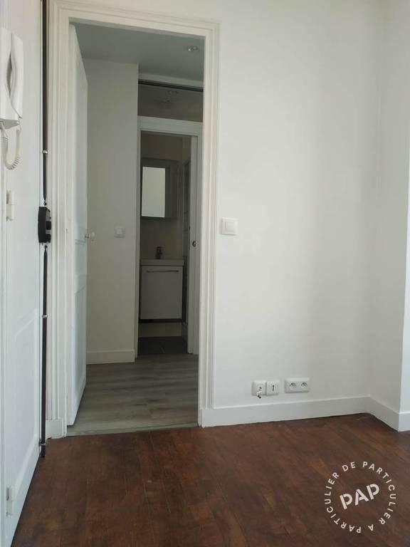 Appartement 790€ 19m² Vincennes (94300)