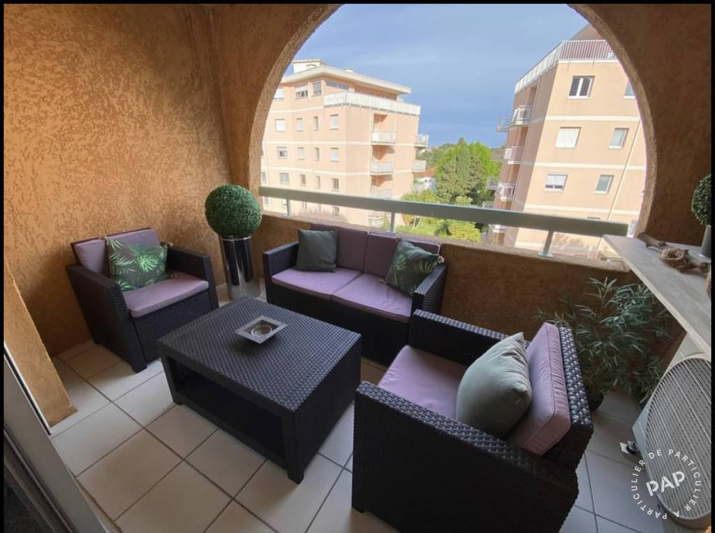 Appartement 275.000€ 54m² Cavalaire-Sur-Mer (83240)