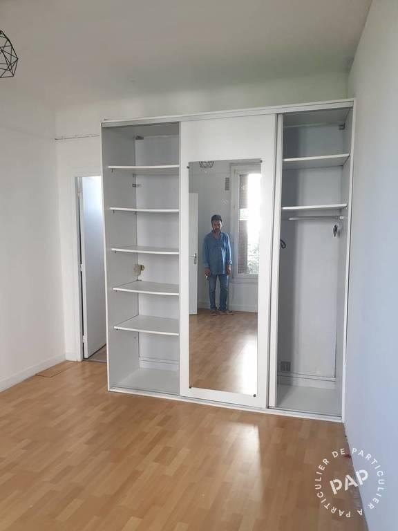 Appartement 845€ 40m² Ivry-Sur-Seine (94200)
