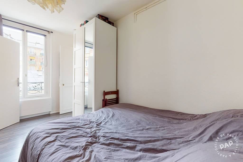 Immobilier Paris 19E (75019) 298.000€ 28m²