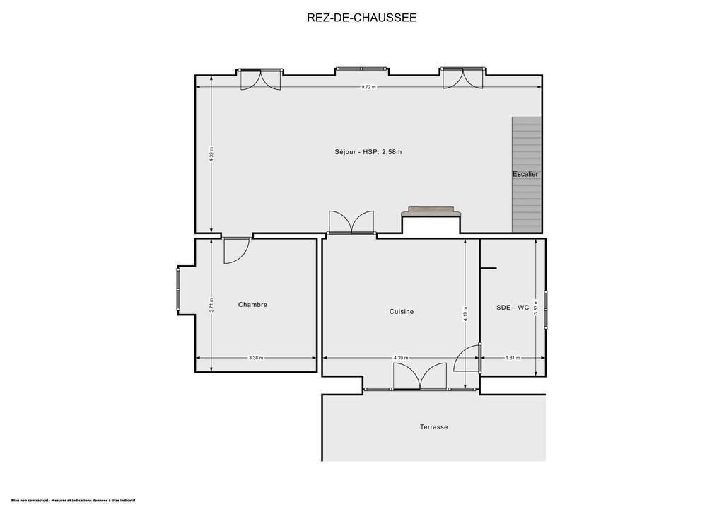 Maison 199m²