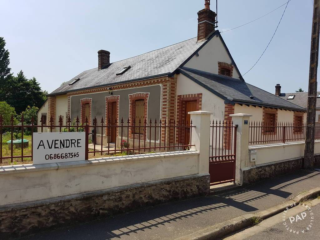 Vente maison 3 pièces Lavaré (72390)