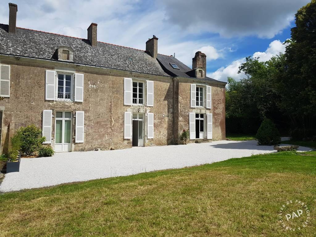 Location maison 5 pièces Saint-Étienne-de-Montluc (44360)