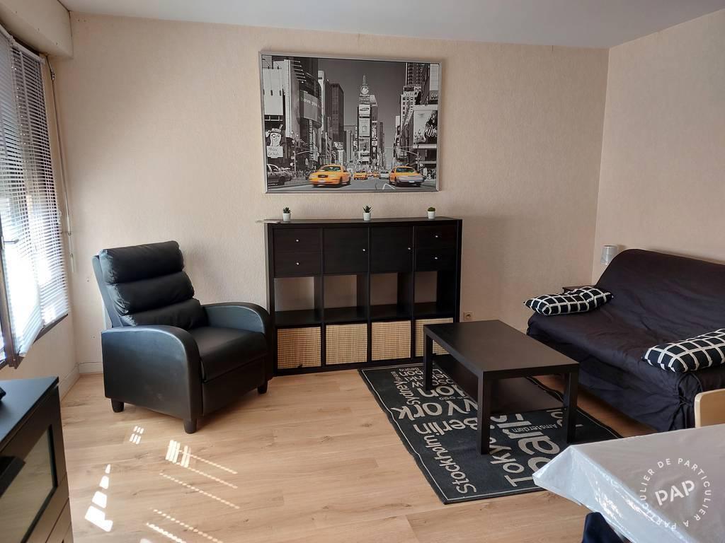Vente appartement studio Châteauroux (36000)