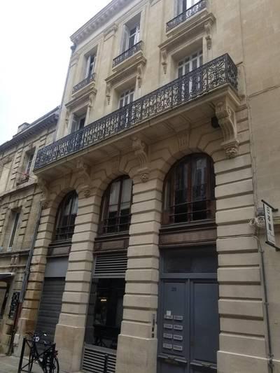 Vente appartement 43m² Bordeaux - 261.500€