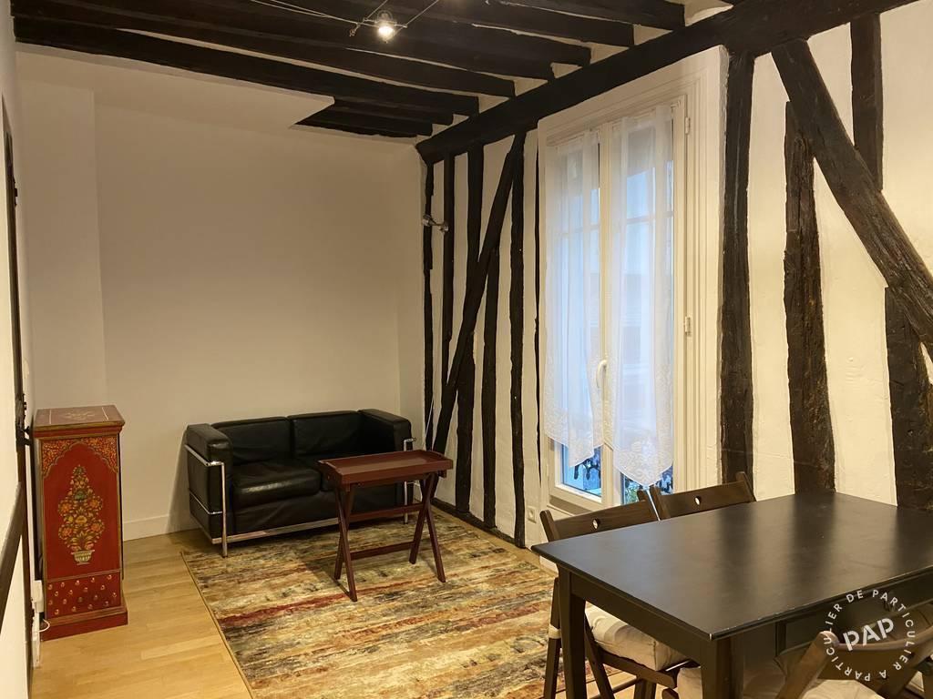 Vente Appartement Paris 5E (75005) 30m² 390.000€