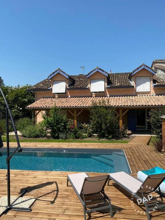 Vente Maison Saint-Magne-De-Castillon (33350) 200m² 315.000€
