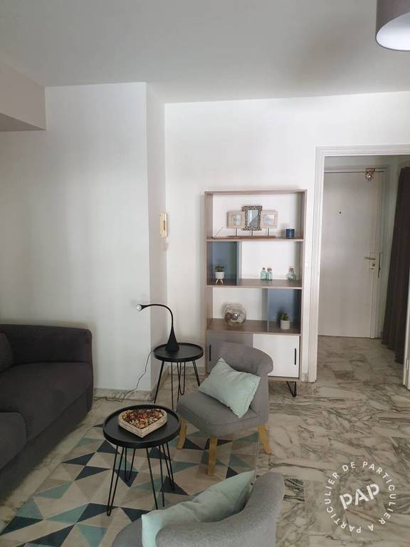 Location Appartement Cannes 30m² 700€
