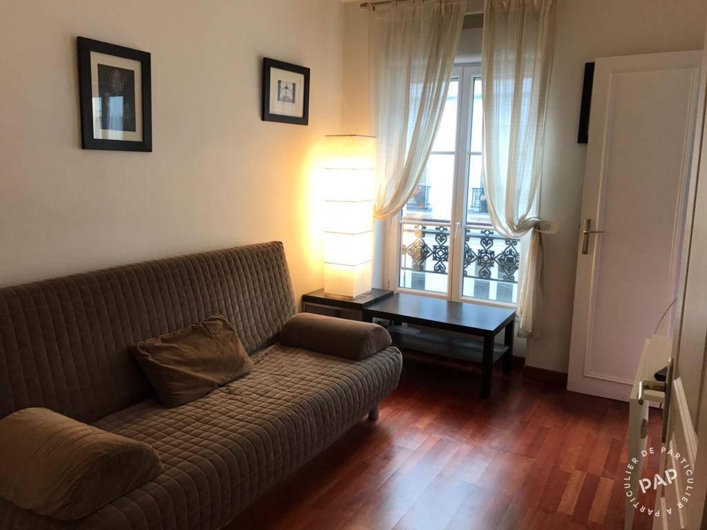 Location Appartement Paris 9E (75009) 19m² 950€
