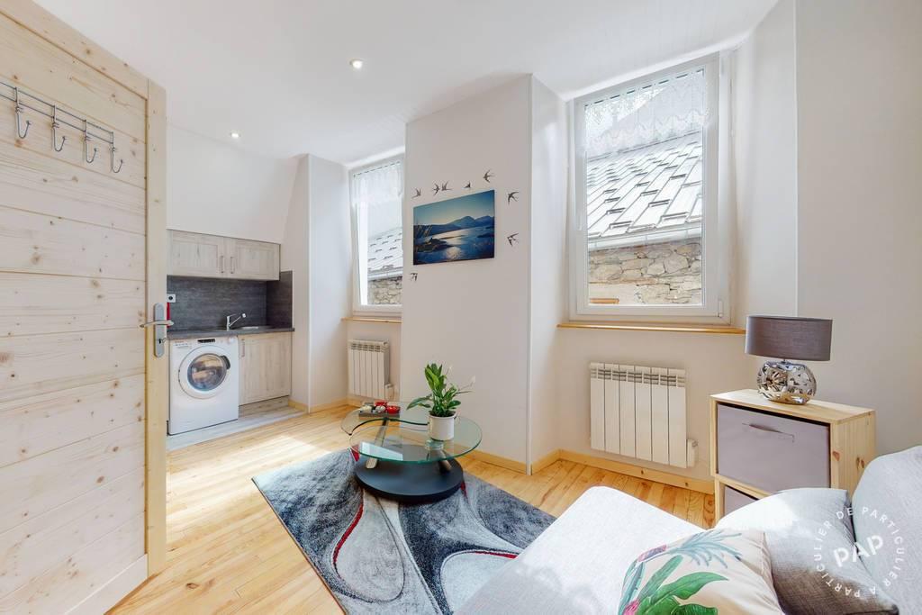 Vente Appartement Embrun (05200) 20m² 79.000€