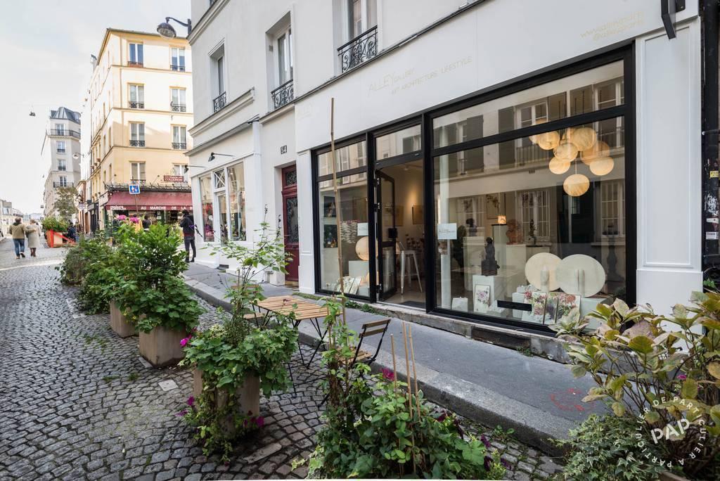 Vente et location Local commercial Paris 18E (75018) 100m² 3.600€
