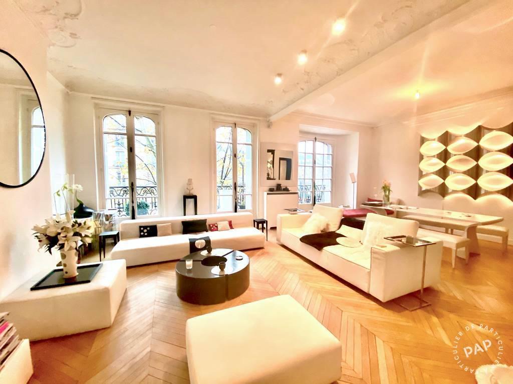 Vente Appartement Paris 17E (75017) 130m² 1.950.000€