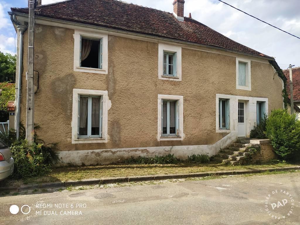 Vente Maison Junay (89700) 106m² 125.000€