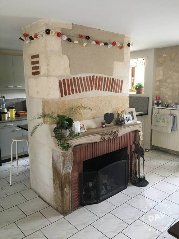 Vente Maison Bourges (18000) 160m² 250.000€