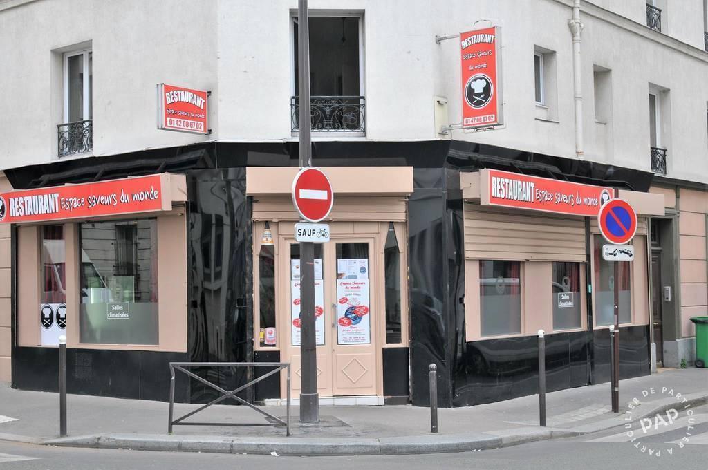 Location Local commercial Paris 19E 120m² 2.500€