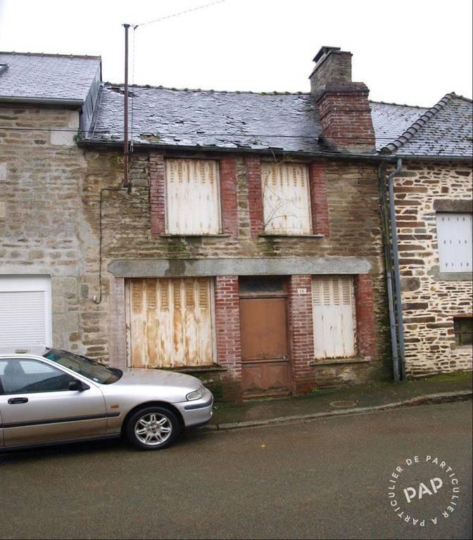 Vente maison 3 pièces Madré (53250)