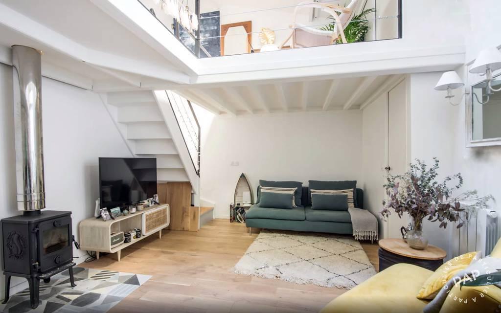 Vente Appartement Paris 18E (75018) 62m² 790.000€