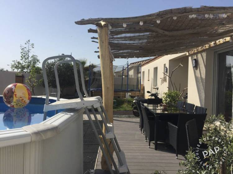 Vente Maison Sérignan (34410) 110m² 350.000€