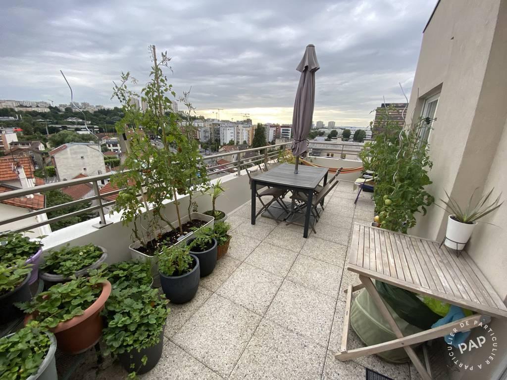 Vente Appartement Rosny-Sous-Bois (93110) 82m² 432.000€