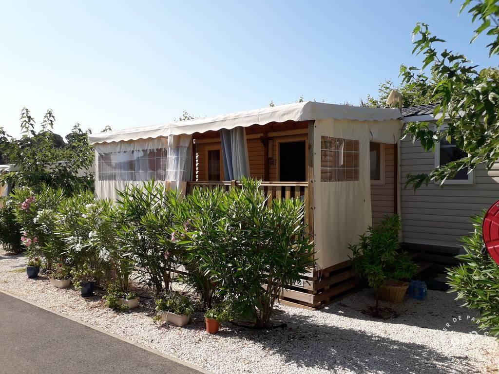 Vente Chalet, mobil-home Hyères (83400)  46.000€