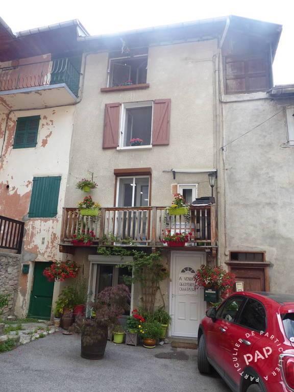 Vente maison 5 pièces Beauvezer (04370)