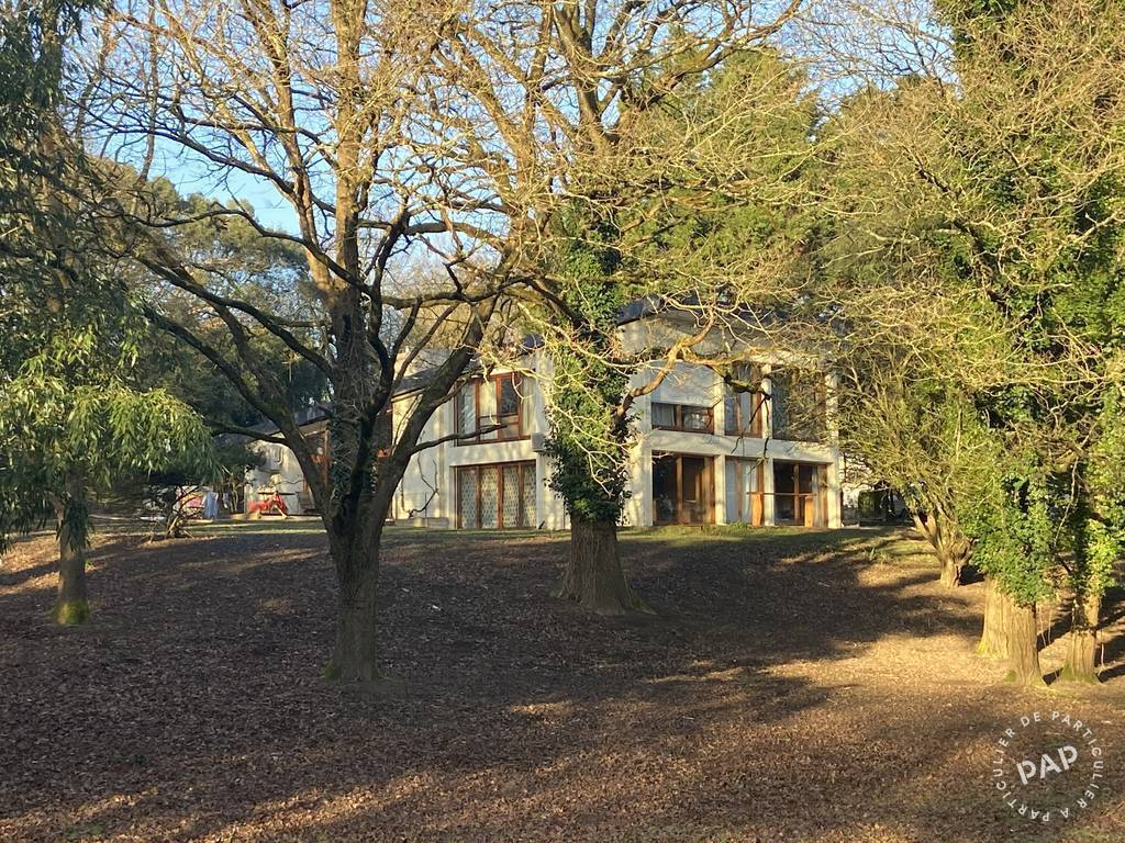 Vente Maison Littoral Bretagne Sud - Elegante Villa 7 Pièces Grand Terrain Arboré  440.000€