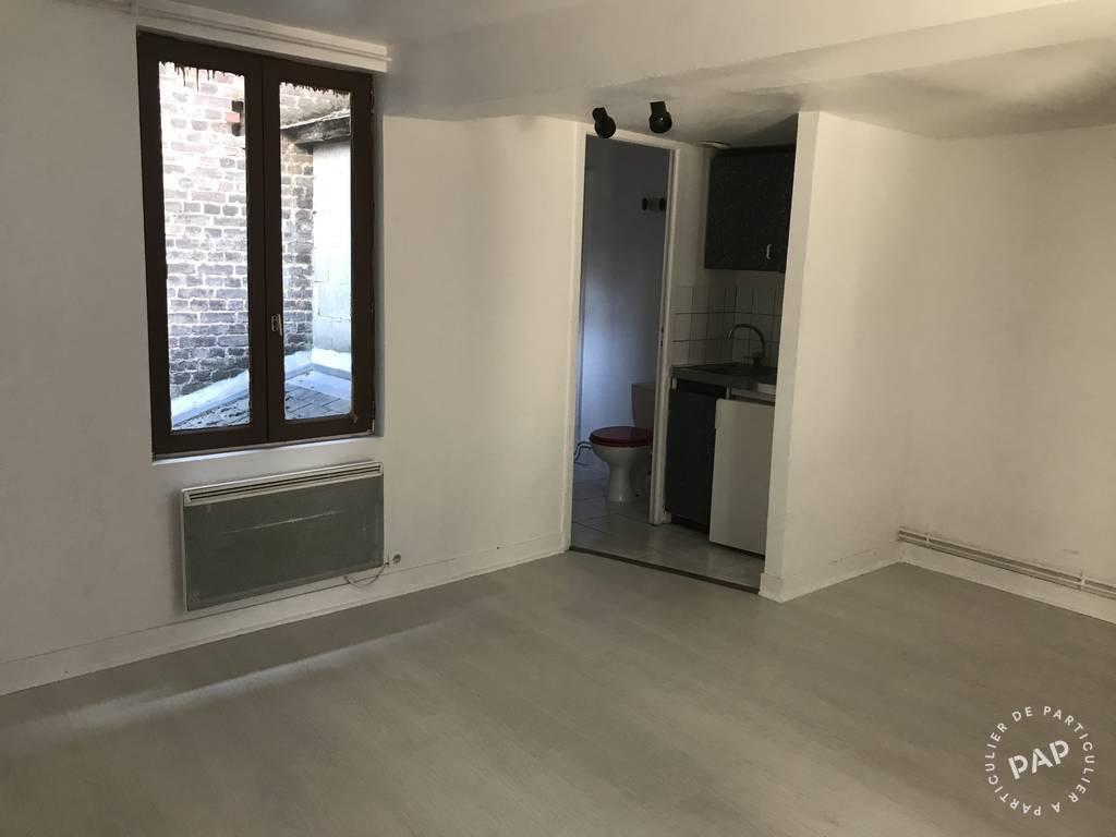 Vente Appartement Rouen (76000) 20m² 70.000€