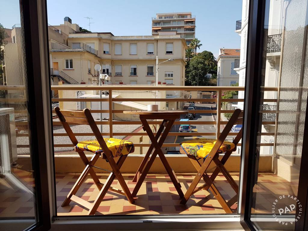 Location Appartement Cannes 34m² 780€
