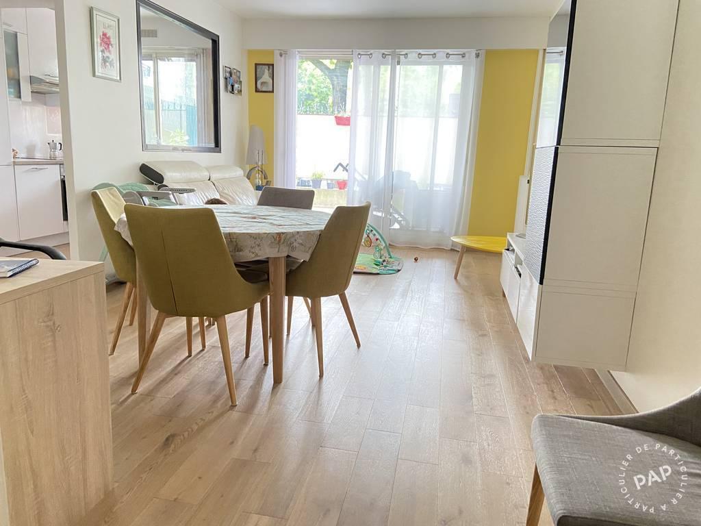 Vente Appartement Nogent-Sur-Marne (94130) 73m² 550.000€
