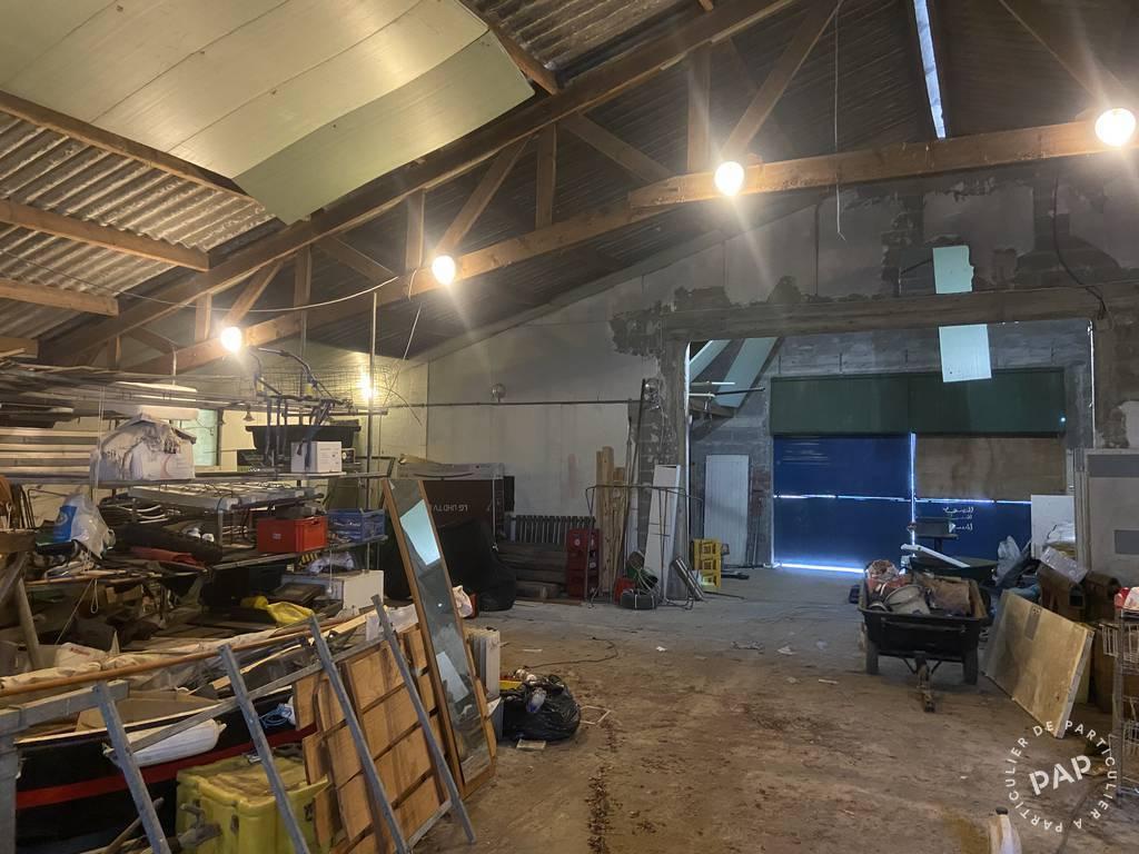 Vente Propositions diverses Hangar, En Dur 500M² - 44410