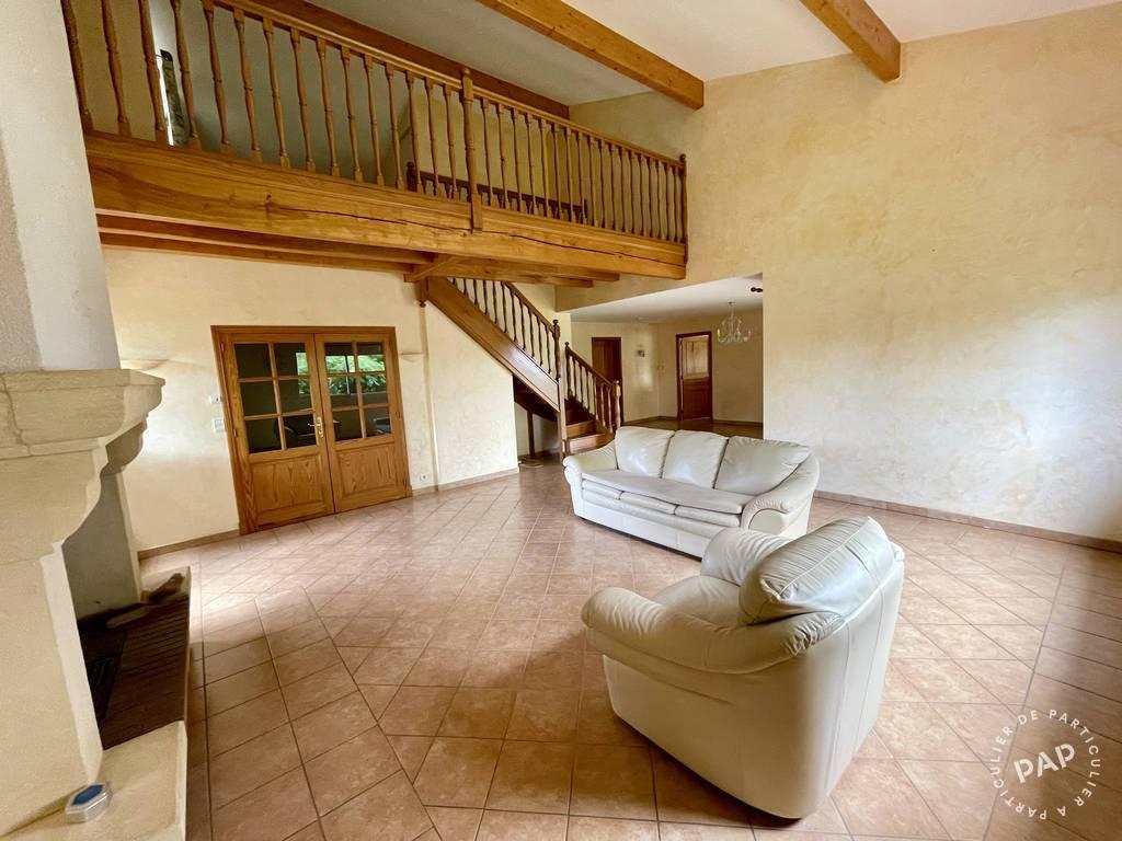 Vente immobilier 430.000€ Lavaur (81500)