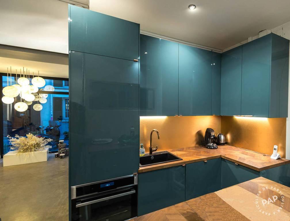Vente et location immobilier 3.600€ Paris 18E (75018)