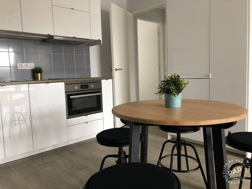 Location immobilier 669€ Aubervilliers (93300)