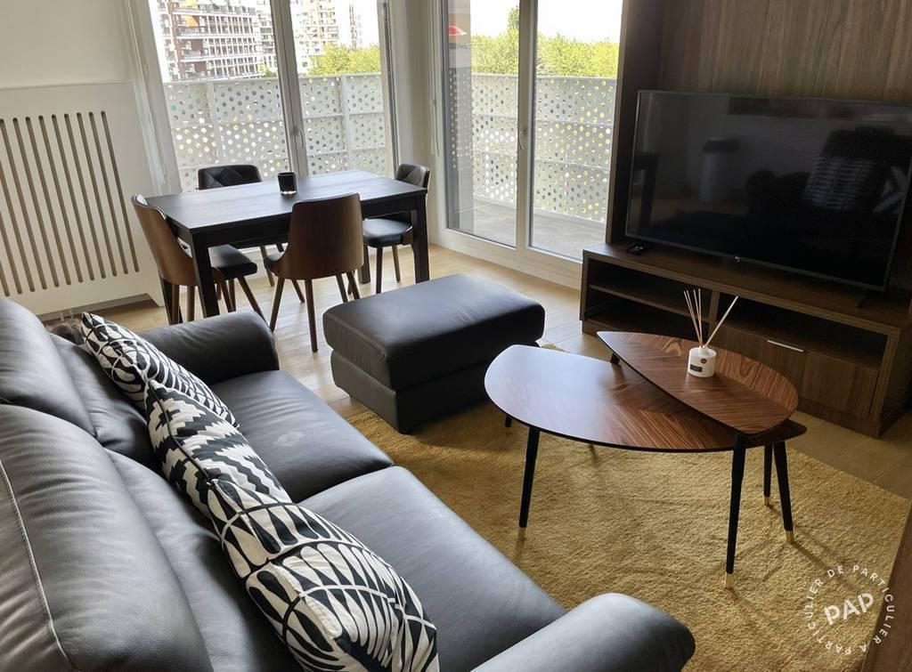 Location immobilier 2.750€ Nanterre (92000)