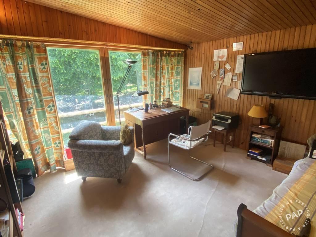 Vente immobilier 440.000€ Littoral Bretagne Sud - Elegante Villa 7 Pièces Grand Terrain Arboré