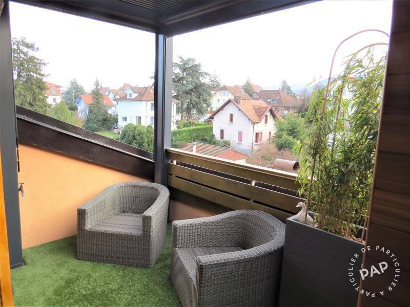 Appartement Thonon-Les-Bains (74200) 445.000€
