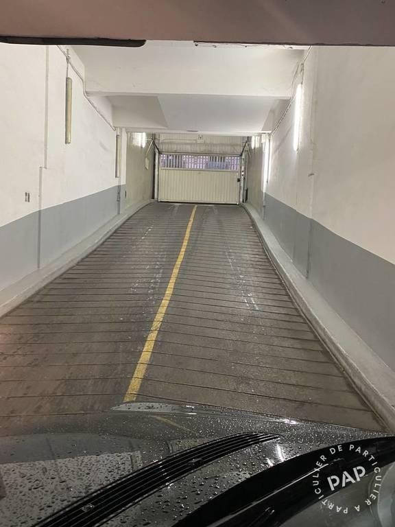 Garage, parking Paris 8E 57.000€