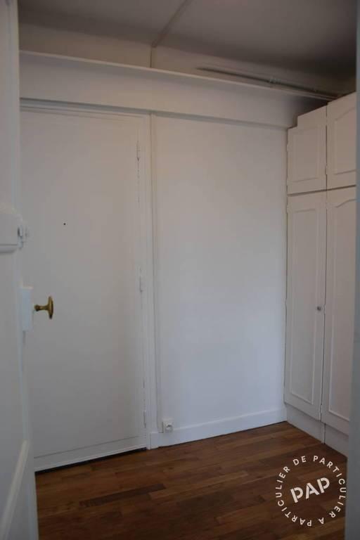 Appartement Issy-Les-Moulineaux (92130) 850€